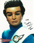 Shane Rimmer Scott Tracy THUNDERBIRDS Genuine Autograph 10X8 9137